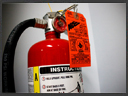 Firefighting - Fire Extinguisher