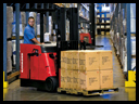 Equipment Safety - Stand Up Forklift