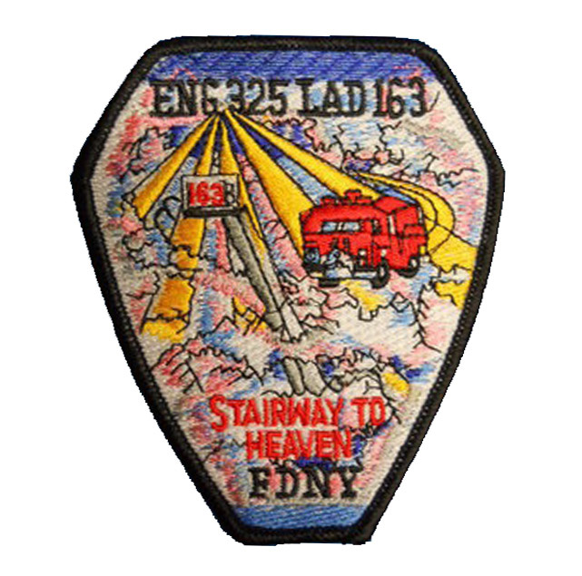 Fdny Engine 325 Ladder 163 Stairway To Heaven Fire